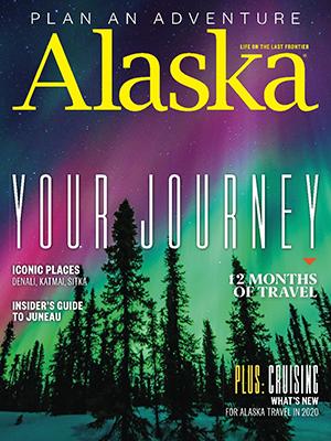 Cover Alaska
