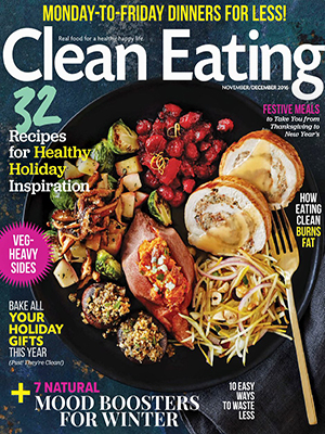 Cover Clean Eating