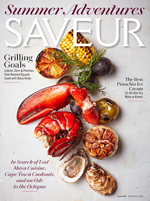 Cover Saveur