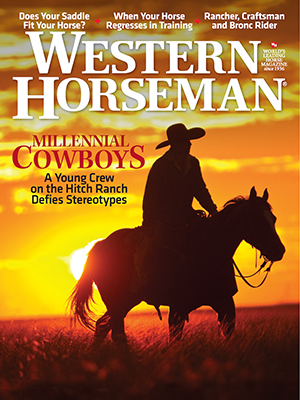 Cover Western Horseman