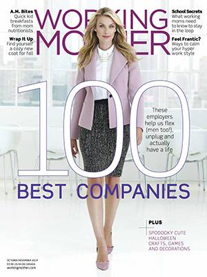 Cover Working Mother